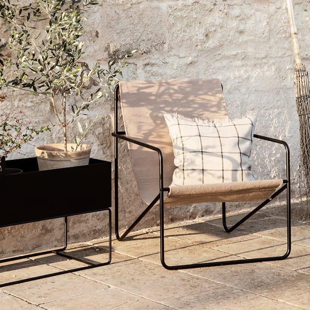 Dessert Chair von Ferm Living für Out- und Inndoor
