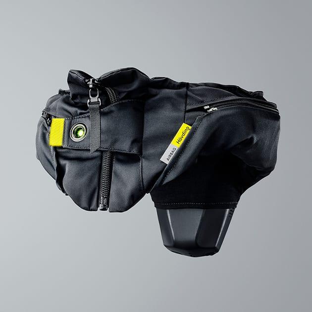 Hövding 3 – Airbag für Radfahrer, für mehr Sicherheit