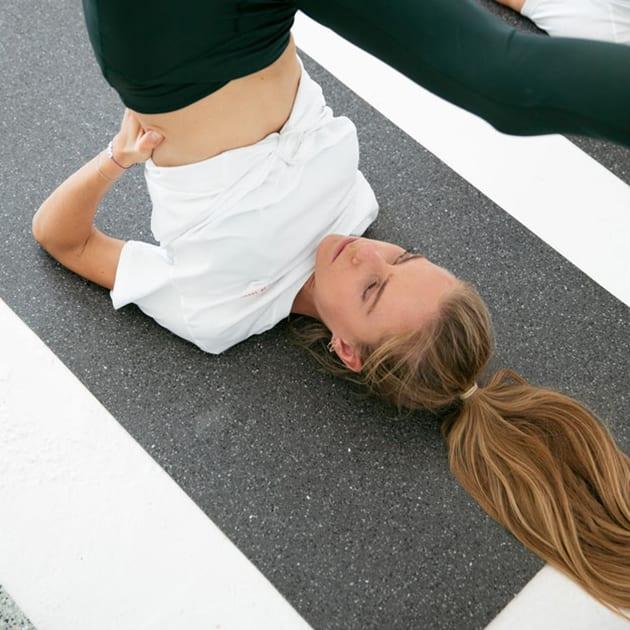 Nachhaltige Closed-Loop-Yogamatte von hejhej