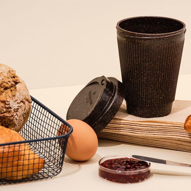 Der einzigartige Weducer Cup Mehrwegbecher von Kaffeeform