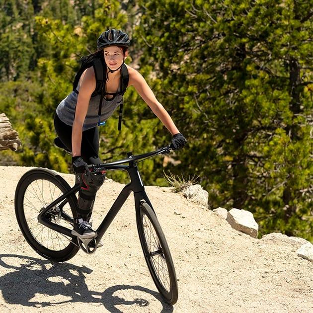 SUPERSTRATA – Das stärkste Unibody Carbon-Fahrrad, auch als E-Bike