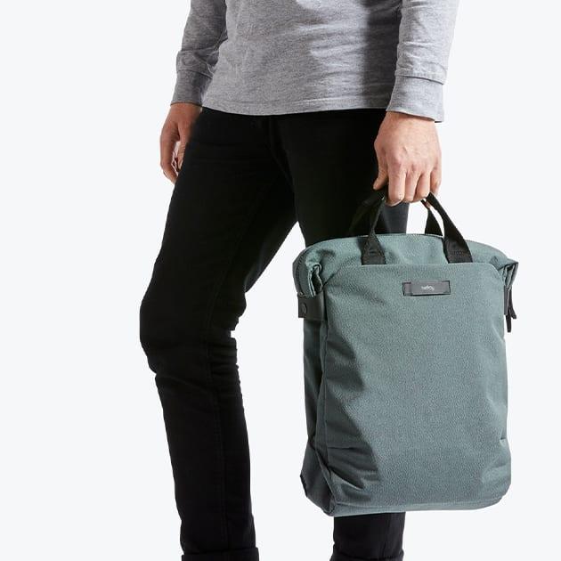 Duo Totepack – praktische Tasche und Rucksack von bellroy