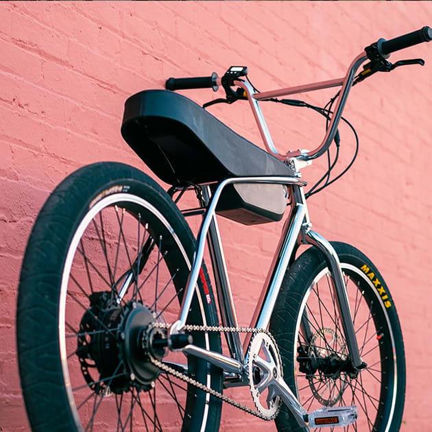Cool und ultraleicht – eBike von Zooz Bikes