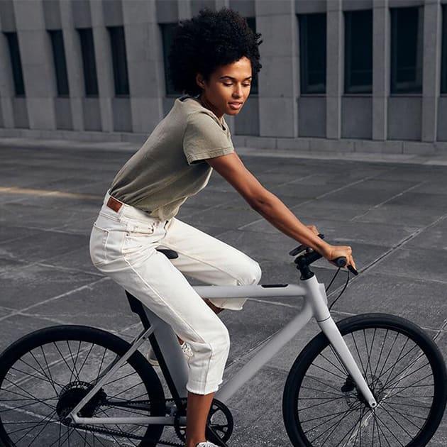 Cowboy 3 E-Bike – Fliegengewicht mit intuitiver Anpassung an Fahrsituation