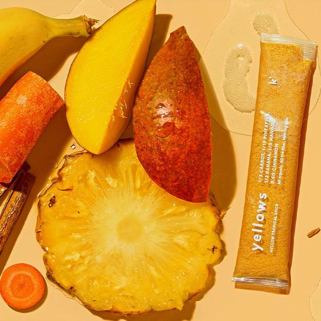Kencko – Instant Smoothies aus reinem Obst und Gemüse