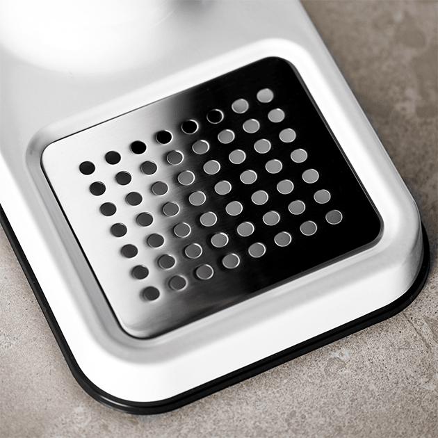 Carbonator II – Wassersprudler mit langlebigen Gehäuse aus Edelstahl und Chrom