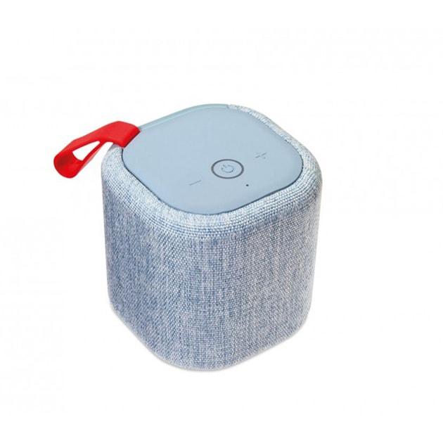 Würfelförmiger Bluetooth Lautsprecher von remember