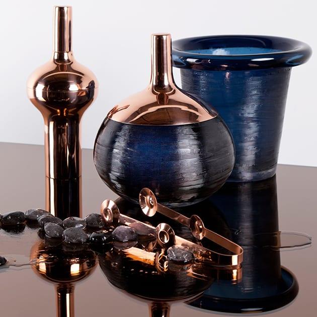 Futuristischer Plum Eiswürfelbehälter von Tom Dixon