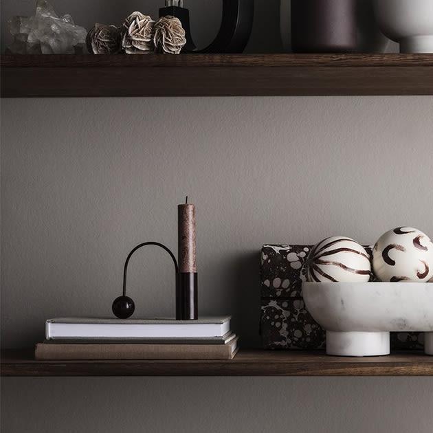 Filigraner Teelichthalter Balance von Ferm Living