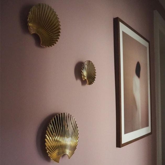 Muschelförmiger Concha Wandhaken von AYTM