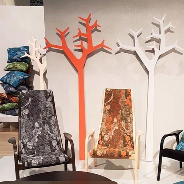 Garderobe Tree von Swedese – freistehend oder an der Wand montiert