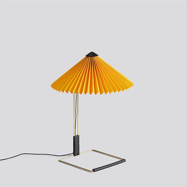 Matin LED Tischlampe von Hay