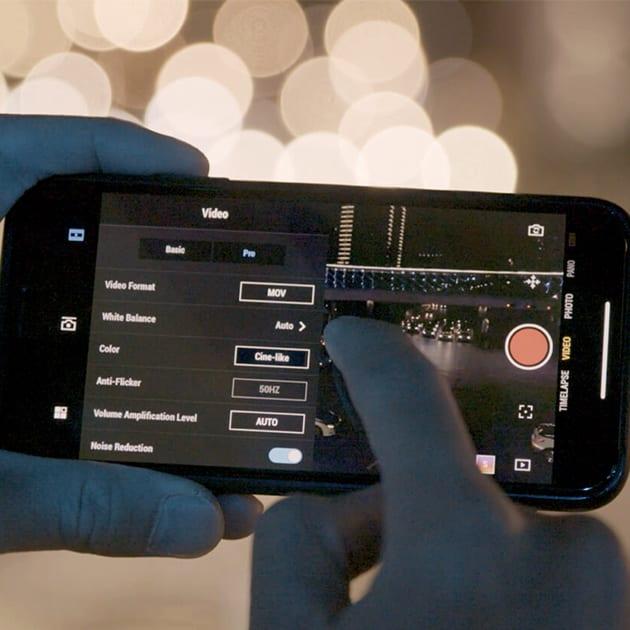 Osmo Pocket Kamera – mit dem kleinsten motorisiert stabilisierten Gimbal