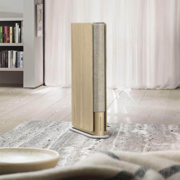 Beosound Emerge – kompakter WLAN-Lautsprecher für zuhause von Bang & Olufsen
