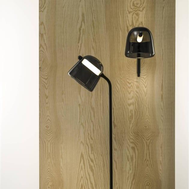 Mona LED Glaspendelleuchte – mundgeblasen – von Brokis