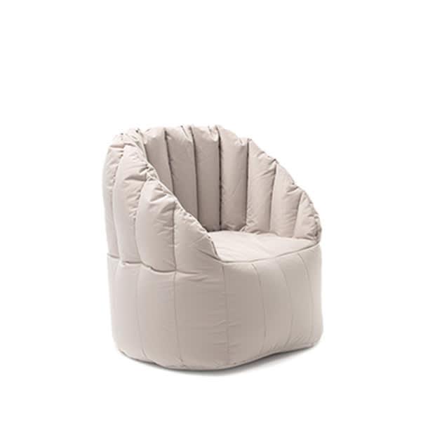 Shell – Indoor-Soft-Sessel in Muschelform
