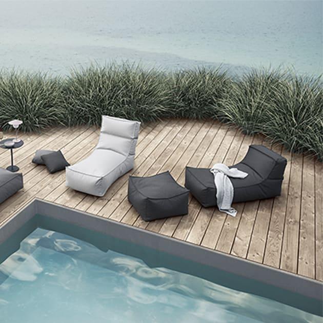 Stay Lounger – ausgezeichnetes Outdoormöbel – erweiterbar – von Blomus