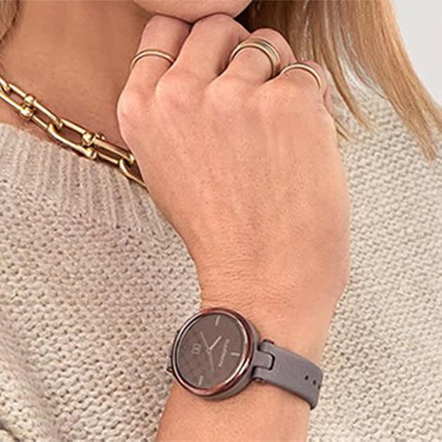 Lily Smartwatch von Garmin – stylisches Design trifft auf smarte Funktionen