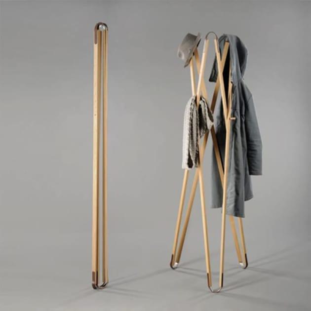 VIA Werkstätten Garderobe X3 – filigran und robust