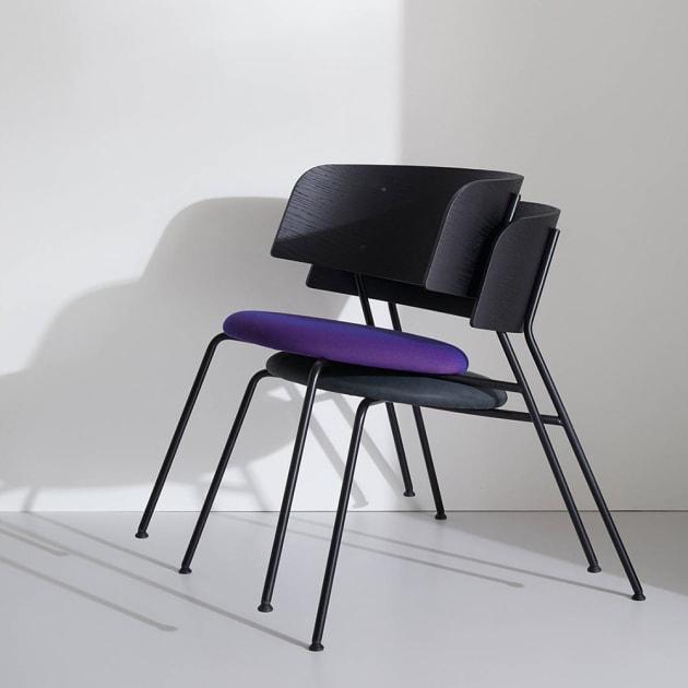 Wagner Loungechair – modern und flexibel einsetzbar von OUT Objekte unserer Tage