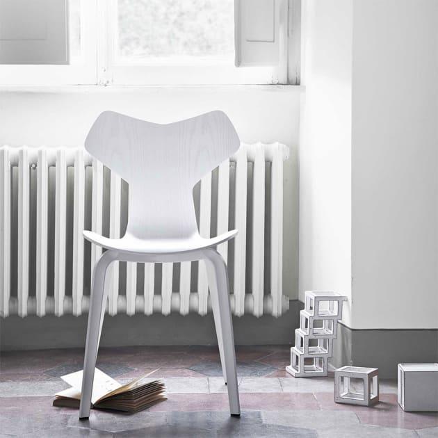 Grand Prix Stuhl von Fritz Hansen – funktionaler Designklassiker