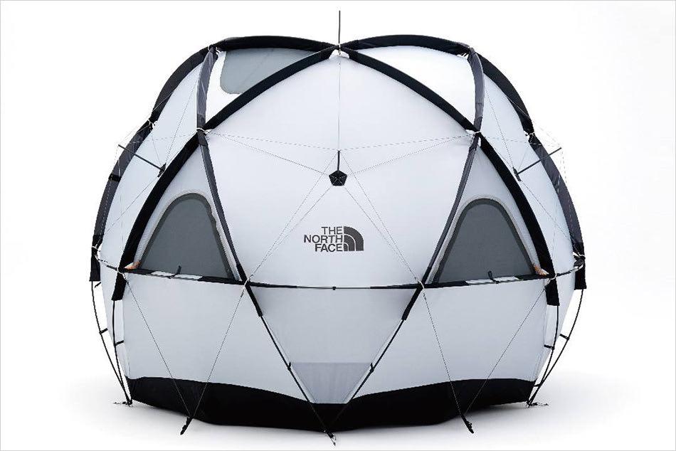 The North Face GEODOME 4 Zelt, ein Meisterstück!