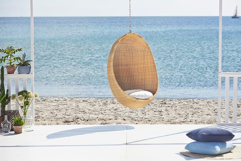 Hängesessel & Nestschaukeln  – Den Sommer genießen – Swinging, Chillen und Relaxen