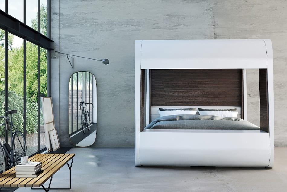 HiCan und HiBed – die multifunktionalen hightech Betten