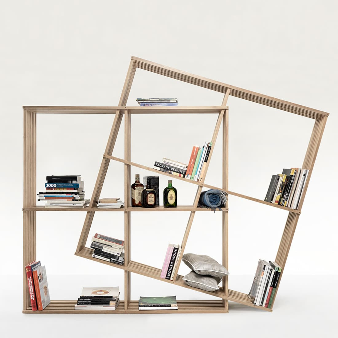 WeWood X2 Smart Shelf Regal