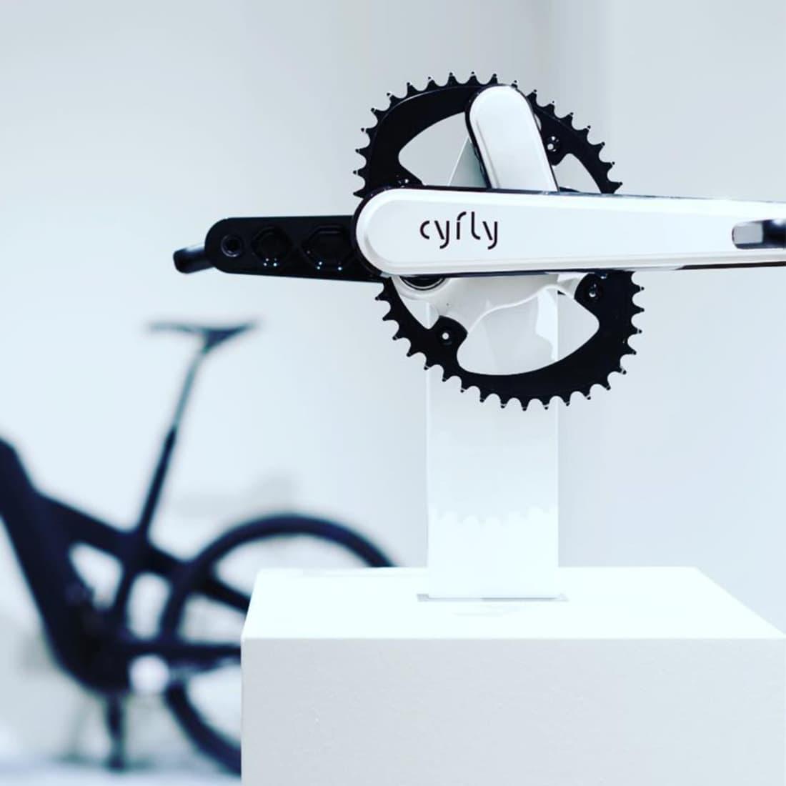 Cyfly Fahrrad-Antrieb verstärkt die Muskelkraft