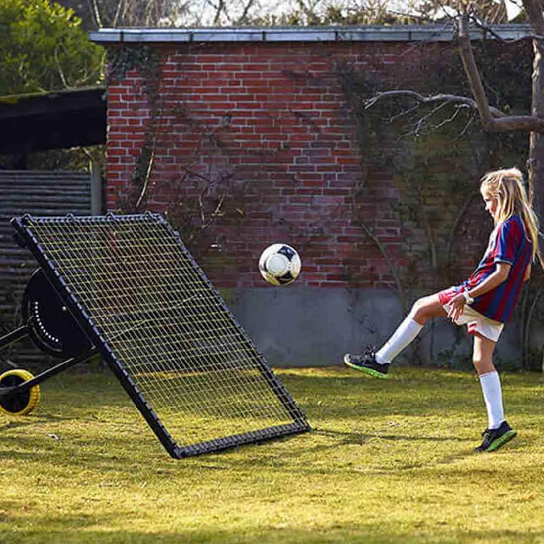 Fußball Rebounder M-Station Talent Basic