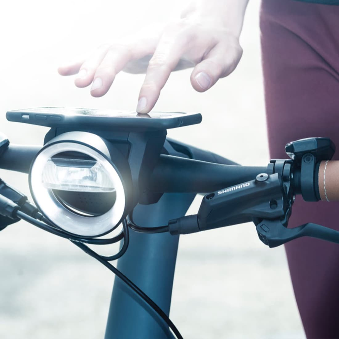 COBI Bike das smarte Connected Biking System