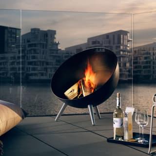 Eva Solo Feuerschale für lange Sommernächte