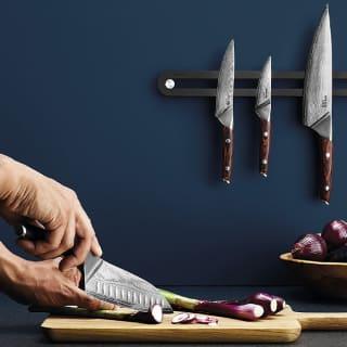 Japanische sehr scharfe Messer - Nordic Kitchen Serie von Eva Solo