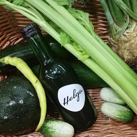 Helga Algendrink – Erfrischungsgetränk mit Chlorella-Alge