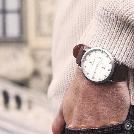 Lilienthal Uhr L1 – Made in Germany