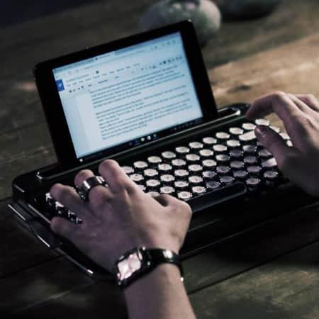 Penna Retro Tastatur