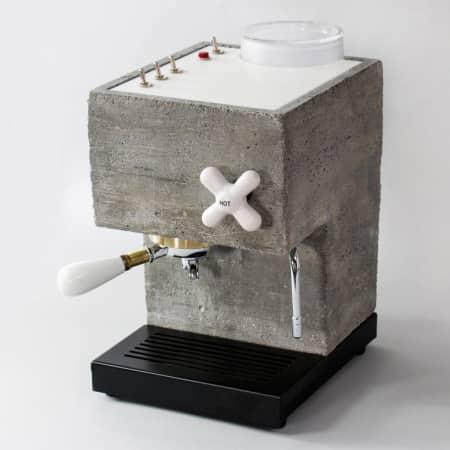 AnZa Espressomaschine aus Beton