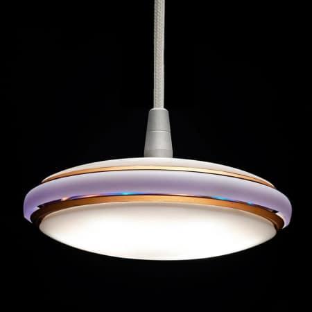 The Orb: Bluetooth-Lampe mit drei Lichtzonen