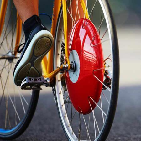Copenhagen Wheel E-Bike zum Nachrüsten