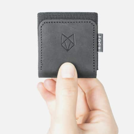 FOCX Everyday Wallet mini Kartenhalter mit RFID/NFC