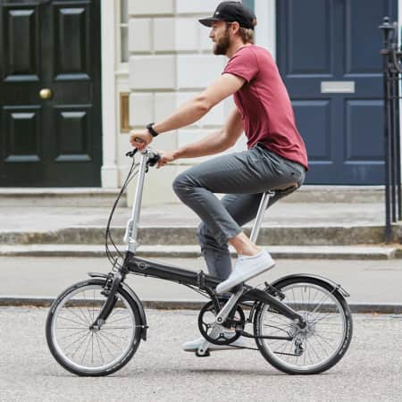 MINI Folding Bike Klapprad