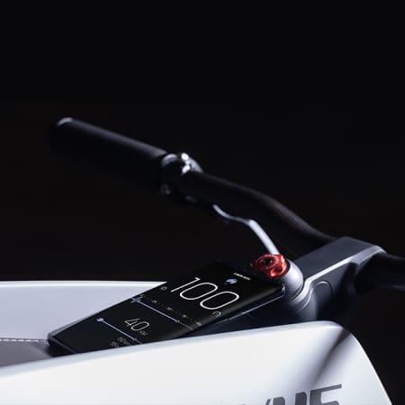 Das NOVUS Elektromotorrad