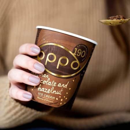 Oppo Eis – gesunder und kalorienarmer Genuss