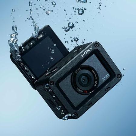 SONY RX0 II – die leichte und kompakte Premiumkamera