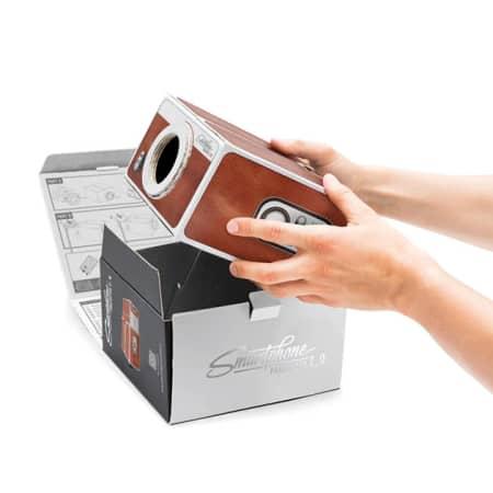 Kleiner Smartphone Projektor von Luckies