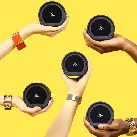 Innovativer AIR Lautsprecher – aus Fünf mach Eins