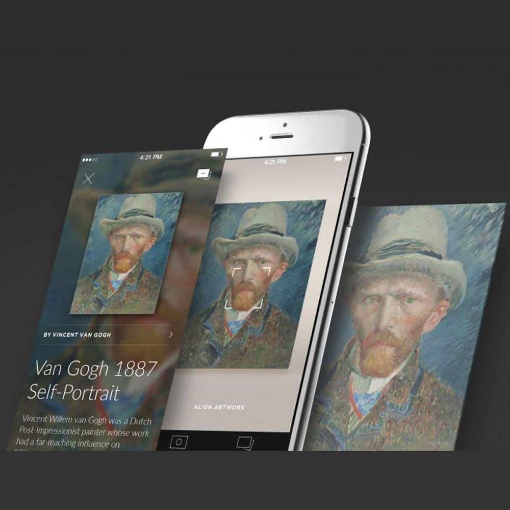 Smartify App – Für Kunstliebhaber