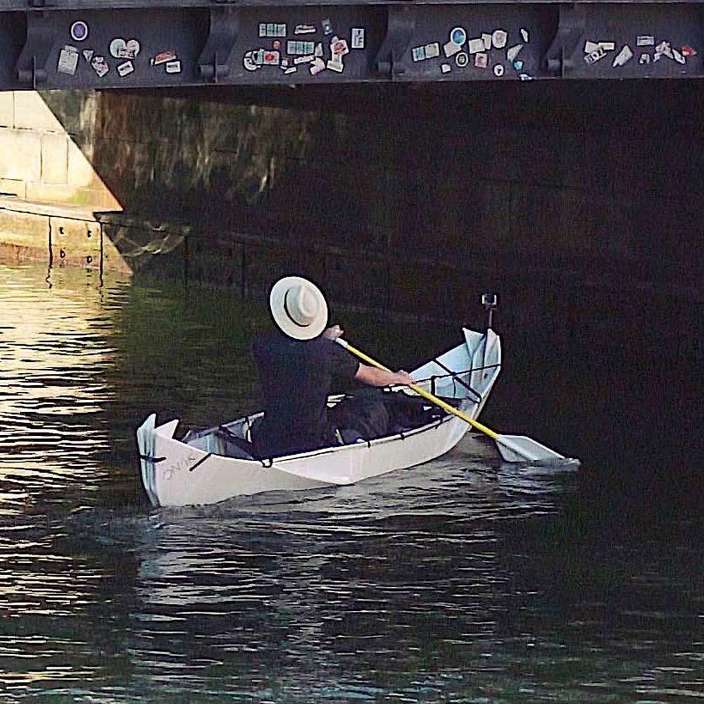 ONAK das faltbares Kanu