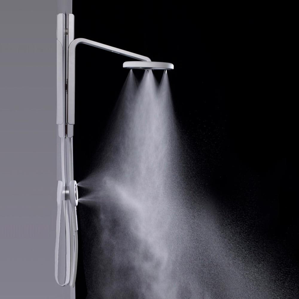 Nebia Dusche Nebeldusche spart Wasser